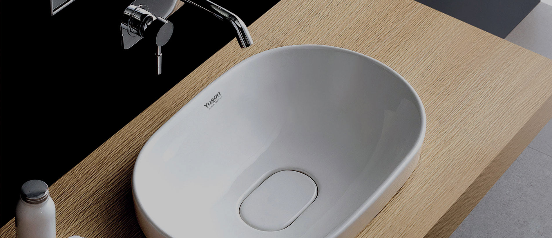 ceramic wash basins