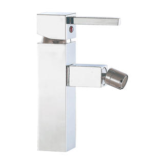 3108-40	brass faucet single lever hot/cold water deck-mounted bidet mixer