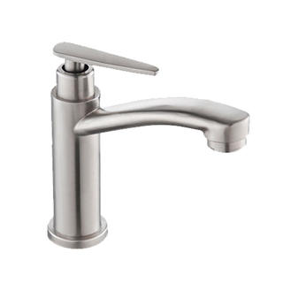 1001D3	#304 stainless steel  tap, brushed surface