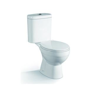 YS22206S	2-piece ceramic toilet, close coupled S-trap washdown toilet;