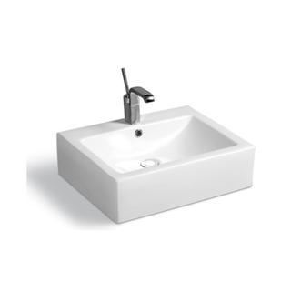 YS28292	Ceramic above counter basin, artistic basin, ceramic sink;