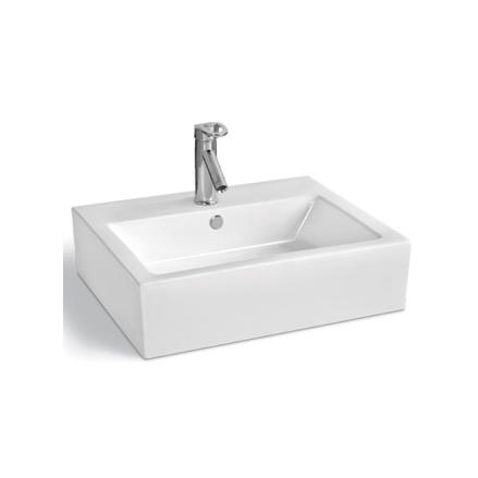 YS28302	Ceramic above counter basin, artistic basin, ceramic sink;