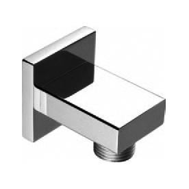 YS357	Brass water inlet, wall shower connector;