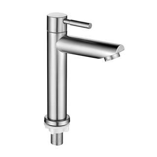 1001D6	#304 stainless steel  tap, brushed surface